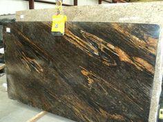 Granite Countertops Colors, Granite Slab, Kitchen And Bath Remodeling, Kitchen Remodel, Green Diamond, Natural Stones, Top Colour, Marble, Copper