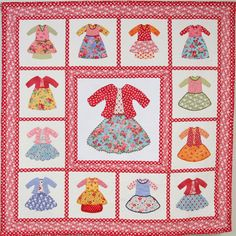 Dolly Dress Quilt