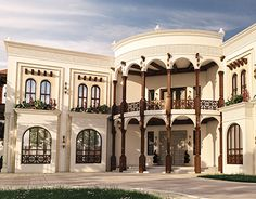 "Check out new work on my @Behance portfolio: ""Damas Style Villa"" http://be.net/gallery/54395461/Damas-Style-Villa"