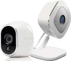 arlo wireless home security system easily installed by homeowner per Clark Howard