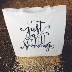 Cutest gift bag!