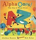 Really fun alphabet book