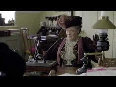 """""""Downton Abbey: Maggie Smith, Queen of the Double Take"""".  Some of the funny double-takes/reactions of Maggie Smith on Downton Abbey.  """"She's funny to her fingertips, that woman."""""""