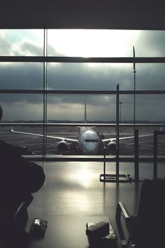 Airport.