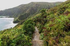 Azoren-Sao-Miguel-Wanderung-See