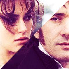 Mr. Darcy and Elizabeth  Source: http://dearestloveliestelizabeth.tumblr.com/page/13
