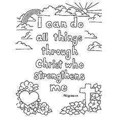 top 10 free printable bible verse coloring pages online coloring search and religious quotes. Black Bedroom Furniture Sets. Home Design Ideas