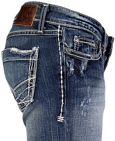 Sorry but luv, luv BKE jeans over Miss Me!