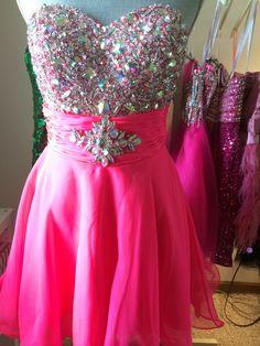 Fabulous dress for a fabulous homecoming dance or sweet sixteen shop prom-avenue.com
