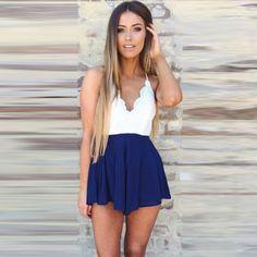 # Sling Dress #hair #fashion