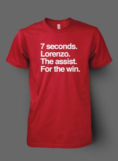 Lorenzo Charles. 7 seconds. The Assist. For The Win. NC State Wolfpack.