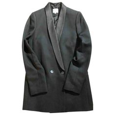Pre-Owned Reiss \n Black Jacket Reiss Fashion, World Of Fashion, Luxury Branding, Jackets For Women, Blazer, Clothes, Collection, Shopping, Style