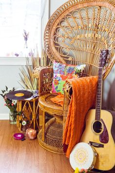 Boho chair More