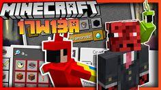 Minecraft 1.12 Snapshot 17w13a