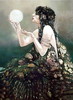 1000 Images About Look Into My Crystal Ball On Pinterest