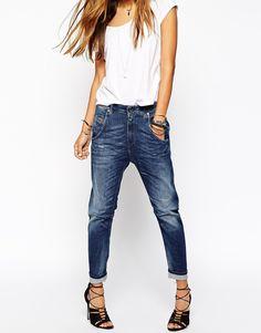 Image 4 of Diesel Fayza Boyfriend Jeans