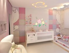 Mensagens de Mulher: Como será a decoração do quarto de seu bebê?