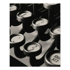 Title: [Typewriter keys] Creator(s): Steiner, Ralph, photographer Related Names: Clarence H. White School of Photography. Date Created/Published: printed Alfred Stieglitz, Straight Photography, Still Life Photography, Annie Leibovitz, Richard Avedon, Vintage Office, Retro Vintage, Typewriter Keys, Antique Typewriter