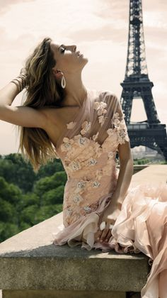 Zuhair Murad Blush Wedding Gown. Oh my G. Minus the price. Perfect...