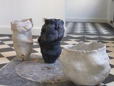 Keramiek Sonia De Roeck Eindejaarstentoonstelling De Meiboom 2014