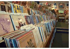 Pick up some vinyls, or just thumb through the impressive collection at Waterloo Records.