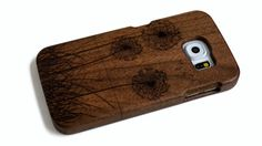wooden Samsung Galaxy S7 case - real wood S7 case walnut, cherry or bamboo -  Dandelion