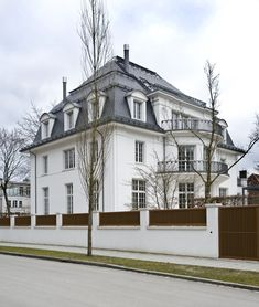 Home Building Design, Building A House, Installation Architecture, Wille, Classic House Design, Castle House, Classic Architecture, Exterior Design, Future House