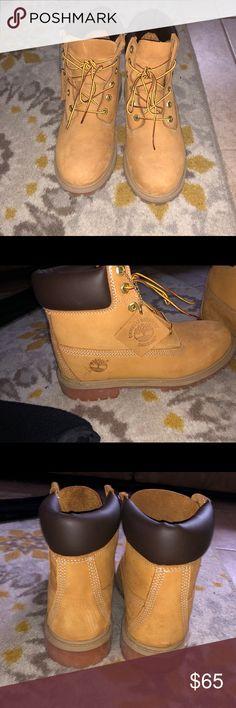 "Premium 6"" Waterproof Timberland Boots Excellent condition Timberland Boots Timberland Shoes Winter & Rain Boots"