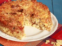 Karen Maritz from Klaarstroom in the Karoo makes a magical tuna bake