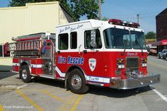 ◆Liberty, IN FD Engine 31 Pumper◆