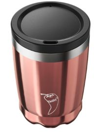 The Chilly's Chrome Rose Gold Coffee Cup is a revolutionary bottle for reusable water that keeps your drinks hot for 12 hours. Travel Coffee Cup, Coffee Cups, Home Coffee Machines, Insulated Travel Mugs, Types Of Plastics, Reusable Water Bottles, Reusable Coffee Cup, Perfect Cup, Cup Design