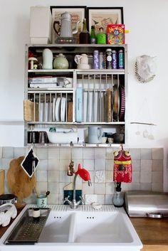 Aurélie, Bagnolet - Inside Closet