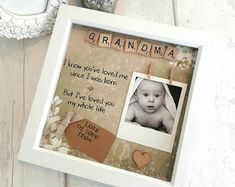 Personalised Family Tree Grandma Frame Gift For Granny Gift For Nana Gift For Grandparents gift for Mum Present For MotherMothers Day Birthday Presents For Grandma, Birthday Present Diy, Grandmas Mothers Day Gifts, Mothers Day Presents, Mom Birthday Gift, Gifts For Mum, Mother Day Gifts, Christmas Gifts For Grandma, Grandma Birthday