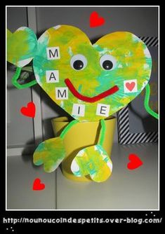.. Gros Coeur pour mamie ..