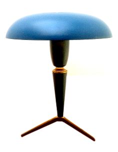 1950s Phillips Lamp. Offered by Design Sect at Alfies Antique Market.