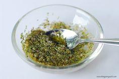 Garlic Rosemary Pork Tenderloin Recipe - The Gunny Sack
