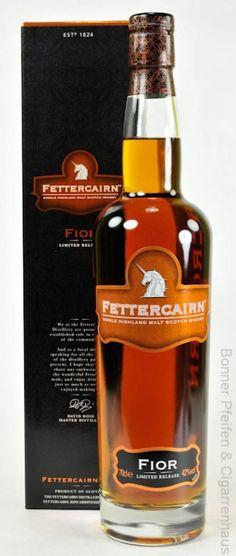 Fettercairn #Whisky Fior