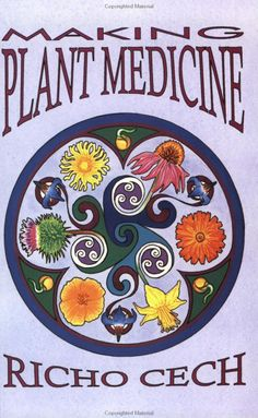 Want to check this one out...Good begining book for making plant medicine.