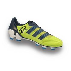 b7582f6e8b31ac Robin van Persie Signed Soccer Shoe  gt  gt  gt  Click on the image