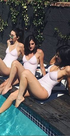 Kendall and Kylie Jenner: Helen Jon x Dorchester Collection