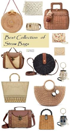 Women's Bags Backpacks Search For Flights Womens Crossbody Bag Beach Woven Straw Rattan Bead Tote Black Camel Weaving Handmade Travel Strap Shoulder Bag For Lady Girl