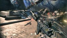"""Call of Duty: Infinite Warfare: """"Ship Assault"""" Gameplay Trailer - 2016 - EExpoNews Call Of Duty Infinite, Infinity Ward, Across The Border, Our Solar System, Space Travel, Black Ops, Warfare, Adventure, Ps4"""