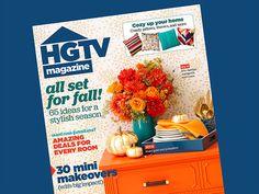 Fall Decorating Ideas From HGTV Magazine's October 2015 Issue // http://blog.hgtv.com/design/2015/09/08/fall-decorating-ideas-from-hgtv-magazines-october-issue/?soc=pinterest