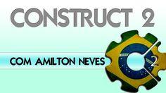 Criação de jogos - Scirra Construct 2 - Aula 1 (+playlist)