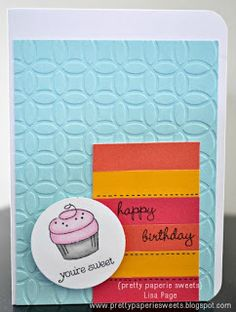 {pretty paperie sweets} ~ happy birthday