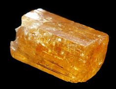 Topaz occurs in a range of different colors: deep golden yellow topaz (sometimes called sherry topaz) and pink topaz are the most valuable; blue and green stones are also popular. Minerals And Gemstones, Crystals Minerals, Rocks And Minerals, Loose Gemstones, Chakra Crystals, Pink Topaz, White Topaz, Topaz Gemstone, Gemstone Colors