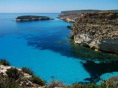 Tabaccara. Lampedusa. Sicily.