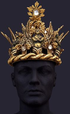 oliver messel designed crown