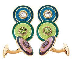Luxuriöse Manschettenknöpfe von VICTOR MAYER - PROUDmag.com - The Swiss Luxury  Lifestyle Online Magazine