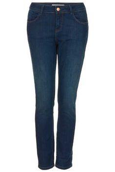 MOTO Vintage Slim Leg Jeans